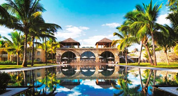Mauritius Outrigger