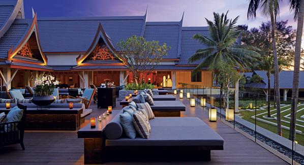 Phuket Thailand Outrigger