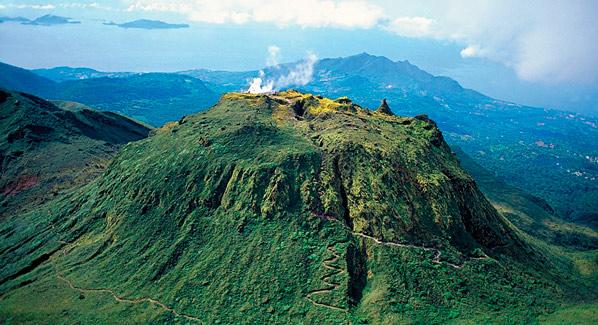 Guadeloupe Hiking