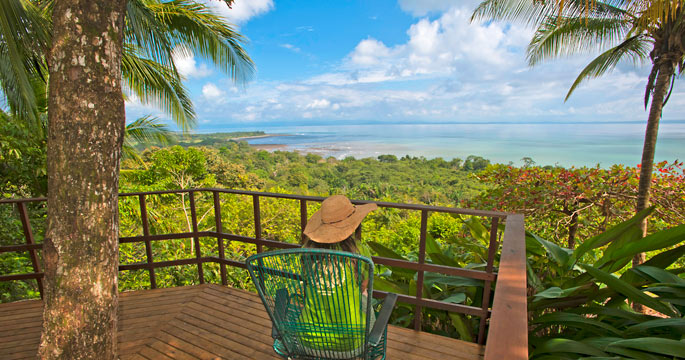 Costa Rica Eco Lodges Of The Osa Peninsula Tropixtraveler