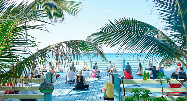 Bahamas Nassau Paradise Island Sivananda Ashram Yoga Retreat