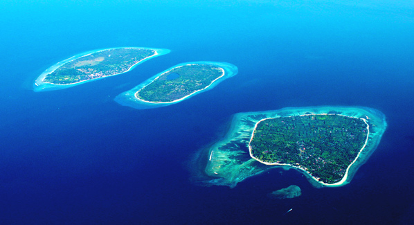 Indonesia Gili Islands