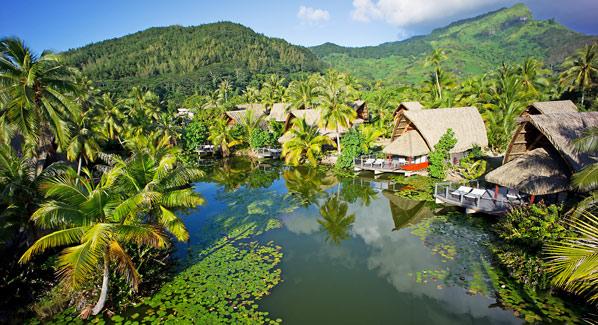 Tahiti Huahine Hotel