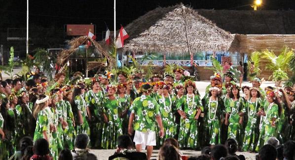 Bora Bora Heiva Festival