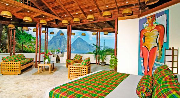 St. Lucia Anse Chastane