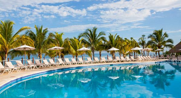 Occidental Cozumel Pool