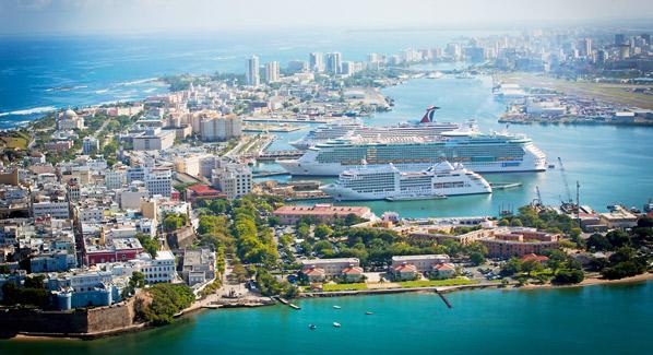Puerto Rico San Juan Port