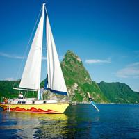 St. Lucia Sailing