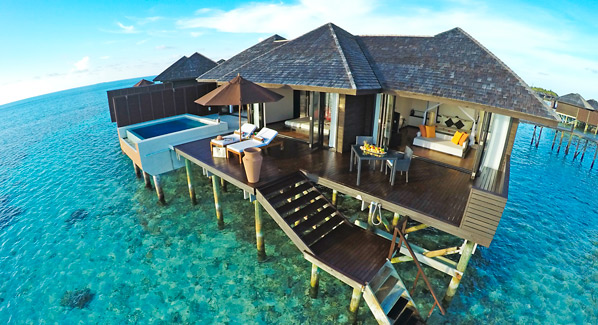 Lily Beach Resort Suite Maldives