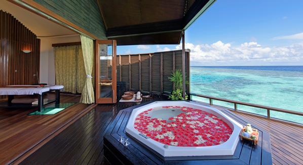 Lily Beach Resort Spa Maldives