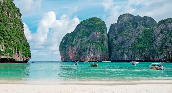 Thailand Phi Phi Islands