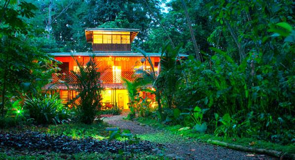 La Kukula Main House Costa Rica