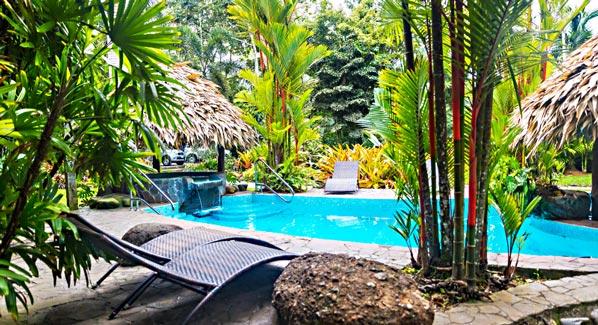 Viejo Hotel Azul Pool Costa Rica