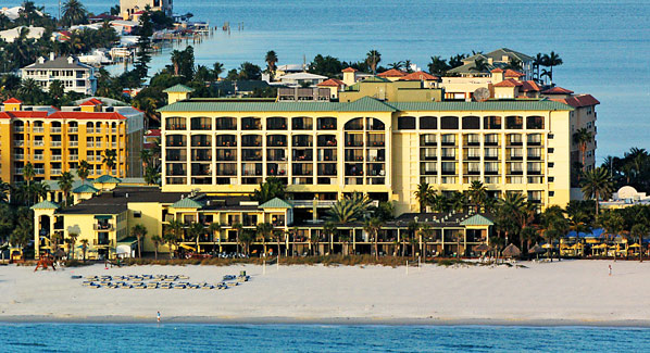 Sirata Beach Resort St. Pete Beach