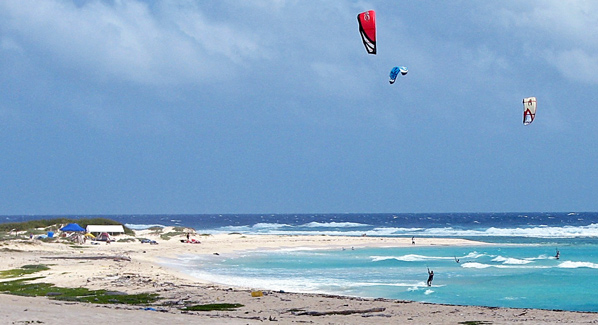 Aruba Kite Boarding