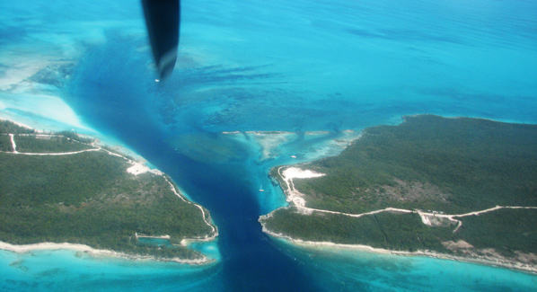 Current Cut Eleuthera