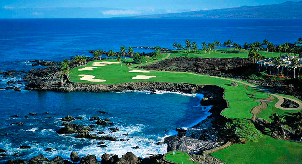 Mauna Lani Bay Golf