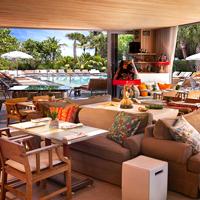 SLS Hyde Beach South Beach, Miami, Florida