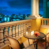 Miami Beach Acqualina Intracoastal Balcony, Florida