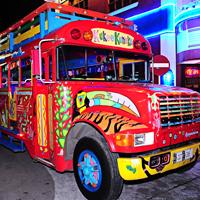Aruba Kukoo Kunuku Bus