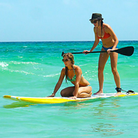 South Walton Paddleboarding, Best Places to Paddleboard in Florida