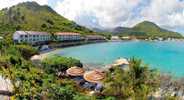 St. Martin Grand Case Beach Club
