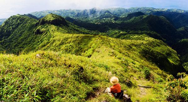 Mt Pelee Martinique
