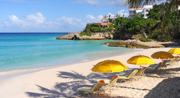 Anguilla Malliouhana Beach