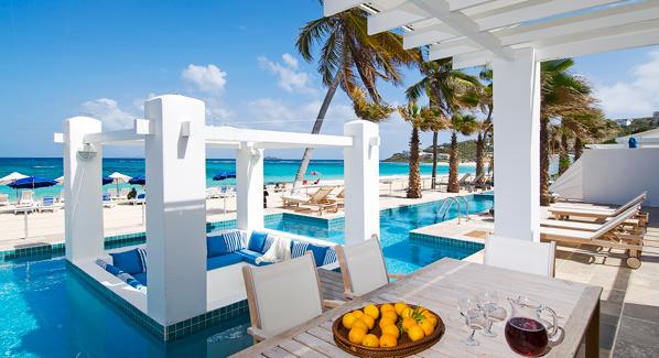 Coral Beach Club St Maarten