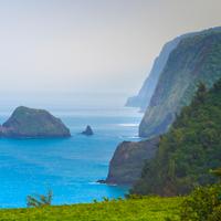 Hawaii Big Island Pololu Valley