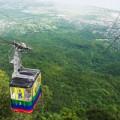 Dominican Republic Isabel de Torres Cable Car