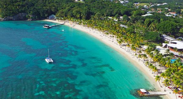 Saint Anne Beach Guadeloupe