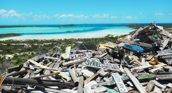 Exumas Bahamas Land Sea Park