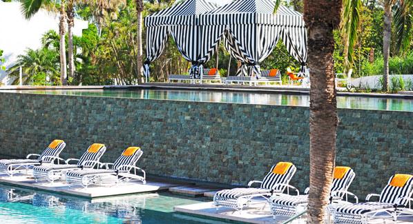 Anguilla Malliouhana Pool