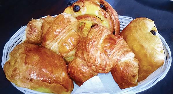St Martin La Croissanterie Croissant