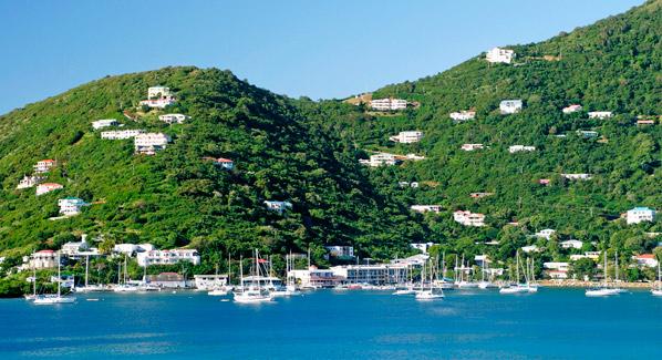 Tortola Hills BVI