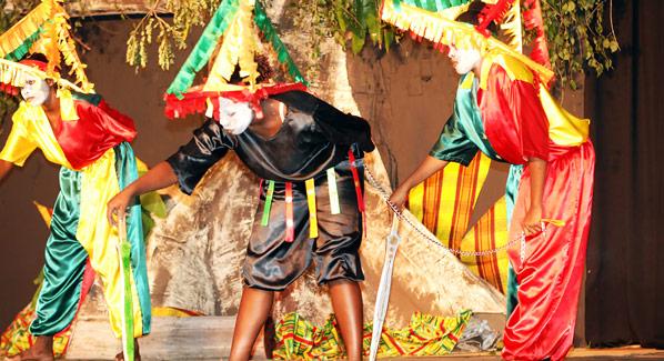 Trinidad Tobago Folk Fiesta Heritage