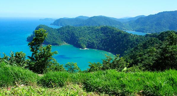 Trinidad Tobago Maracas Bay
