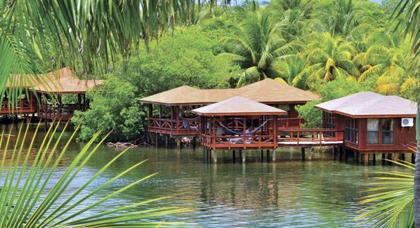 Anthonys Key Resort Bungalow Honduras