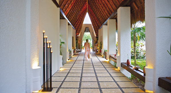 Maroma Kinan Spa Riviera Maya