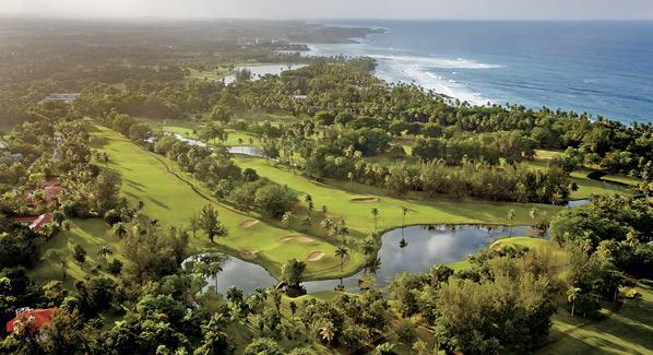 Dorado Puerto Rico Ritz Carlton The East Course At Beach