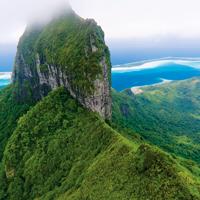 Mt Otemanu Bora Bora