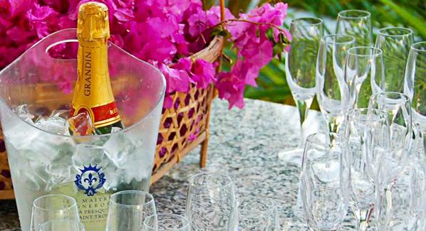 Nevis Montpelier Resort Champagne