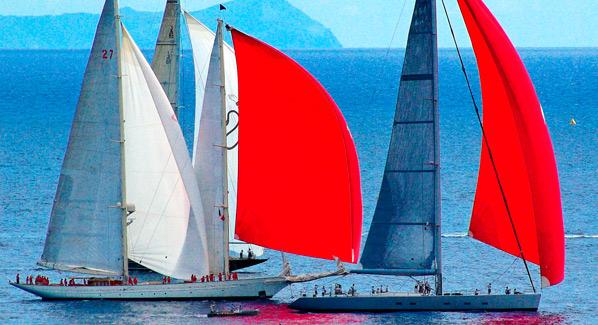 St Bart Sailing