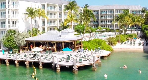 Sunset Tiki Bar Key West