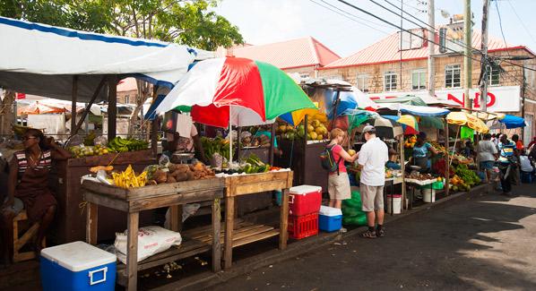 Grenada Market