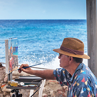 Curacao Plein Air Arts Festival