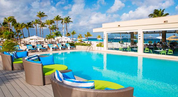 Aruba Bucuti Pool