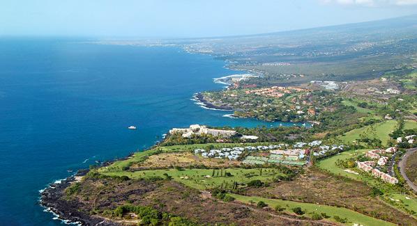 Keauhou Bay Big Island Hawaii