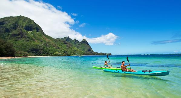 Kauai Hanalei River